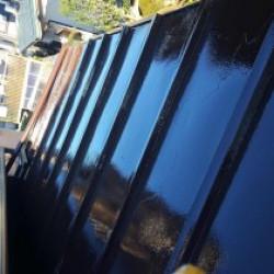 加須市にて屋根塗装