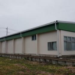 加須市 工場外壁、屋根改修工事