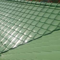 久喜市 屋根塗装工事