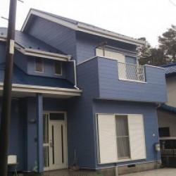 千葉市 住宅遮熱塗装