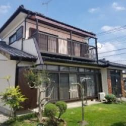 久喜市 住宅塗装、リフォーム完了!
