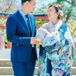 神奈川県鎌倉市 鶴岡八幡宮 お宮参りお祝い撮影ご報告