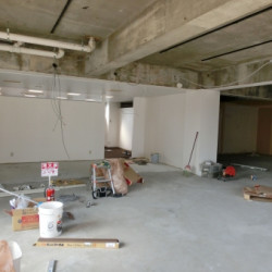 内装工事は店舗内装から住宅のリフォームまで多彩