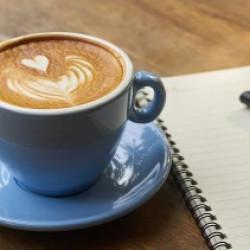 コーヒーマイスターがこだわるコーヒーが美味しい